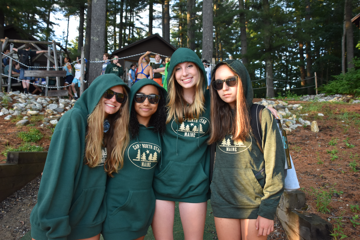 Camp North Star Maine International T-Shirt Day