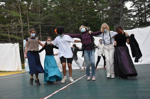 Camp North Star Maine Musical