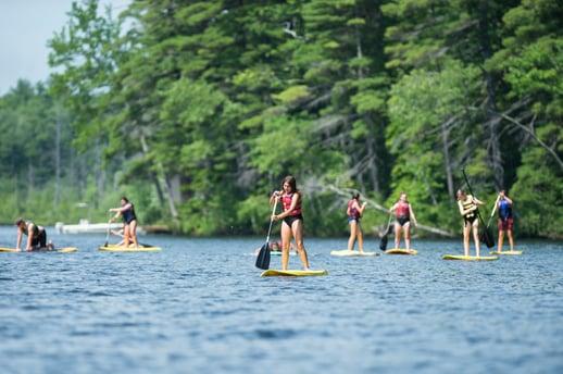 Camp North Star Maine Waterfront